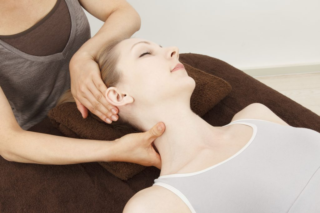 neck massage