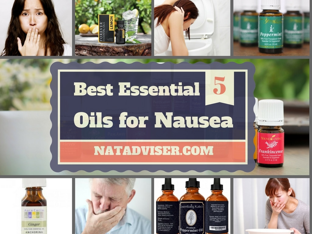 essential oil for nausea