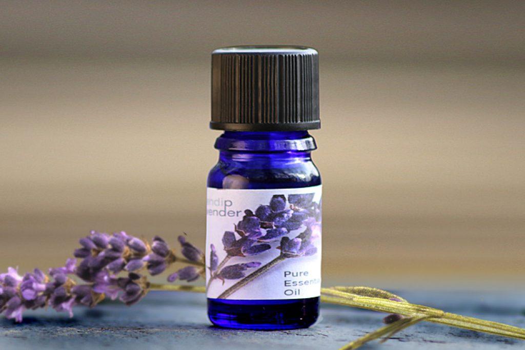 Lavender Oil for dry skin