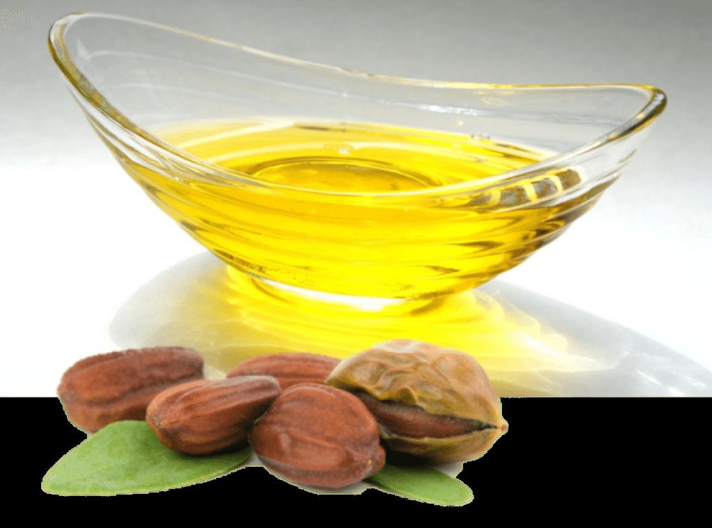 Jojoba essential oil for rosacea