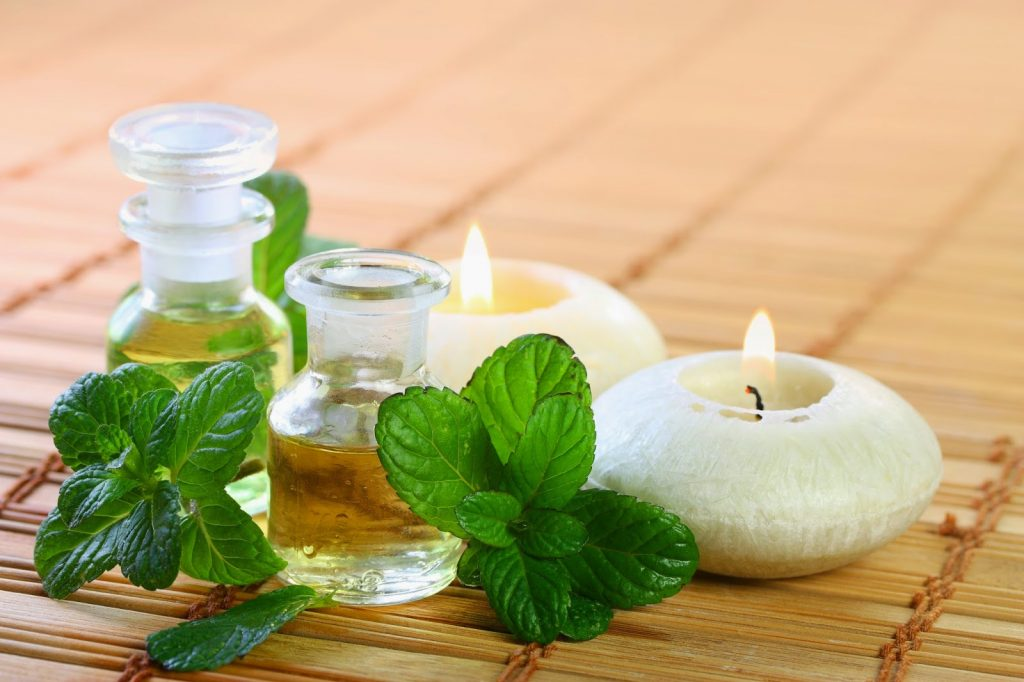 Peppermint Essential Oils for Allergies