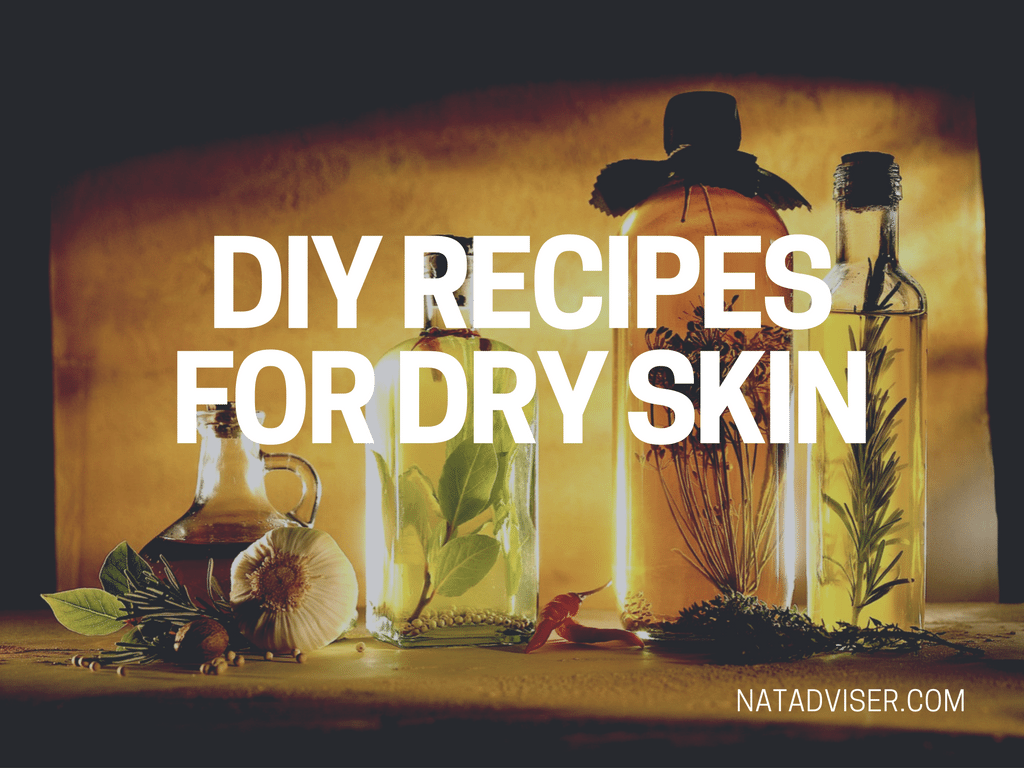 DIY Recipes for Dry Skin