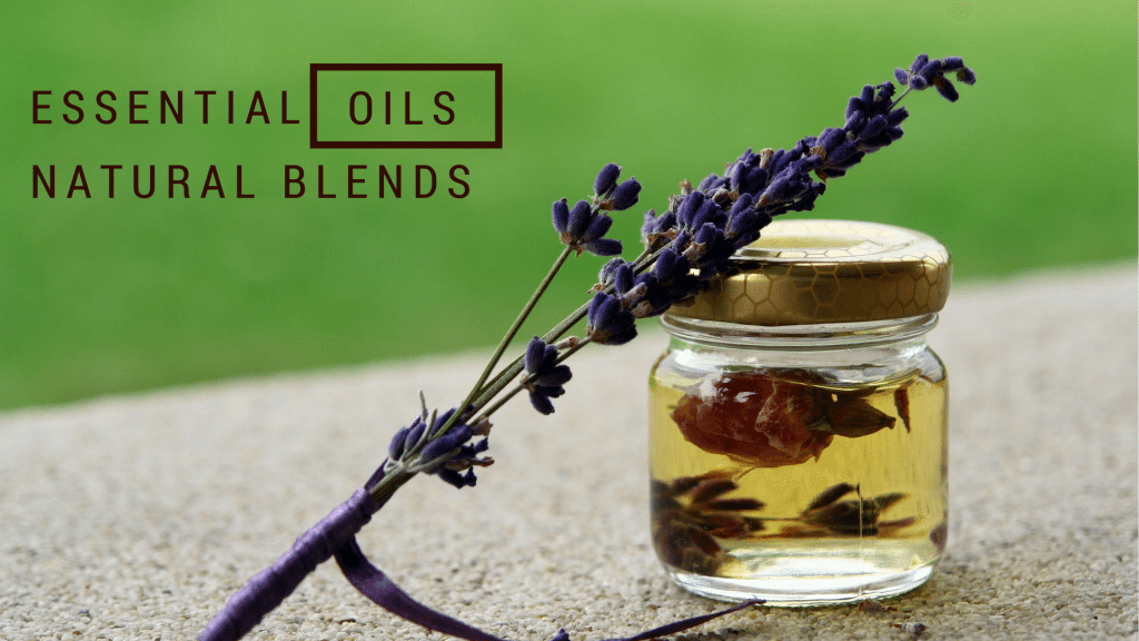 natural essential oil blends