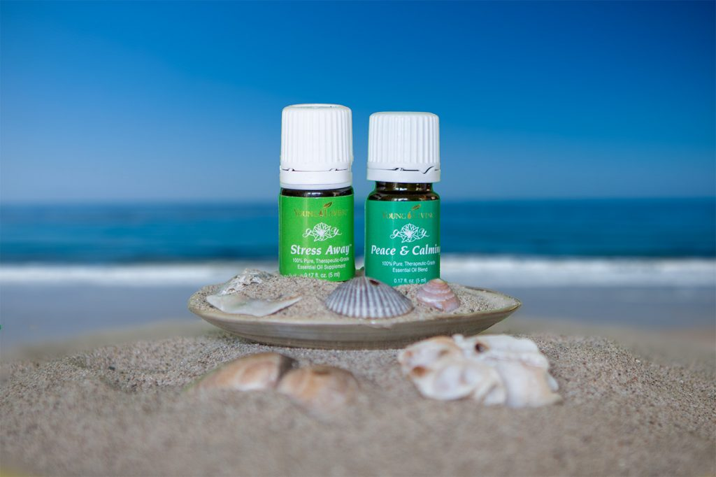 Peace and Calming essential oils