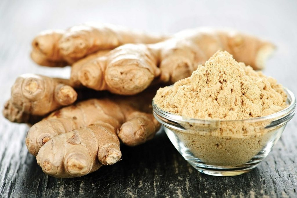 Ginger Essential Oil for Back Pain