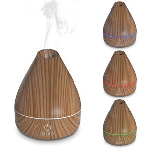Pure Enchantment PureSpa Natural Aromatherapy Oil Diffuser