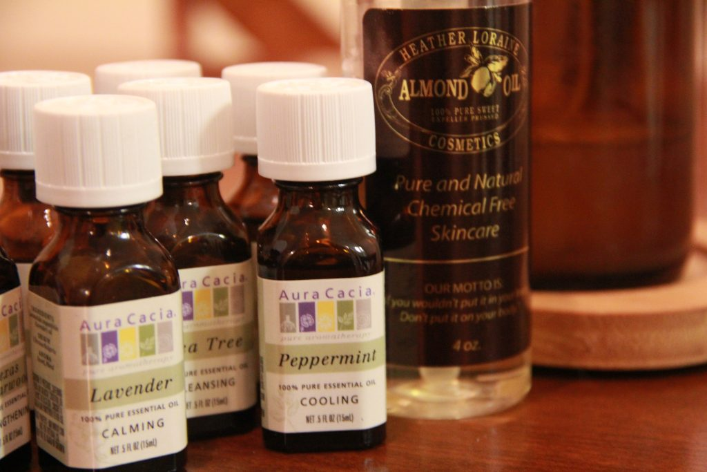 How to use essential oils to kill fleas