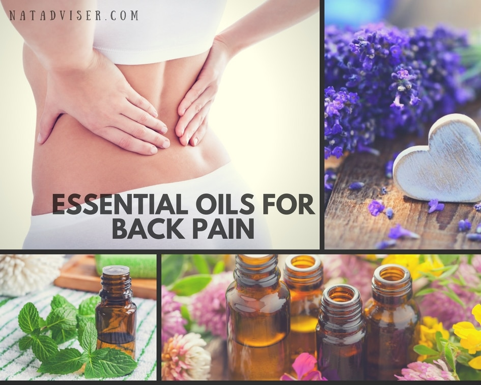 Top 9 Essential Oils for Back Pain Reviews, Recipes & Tips