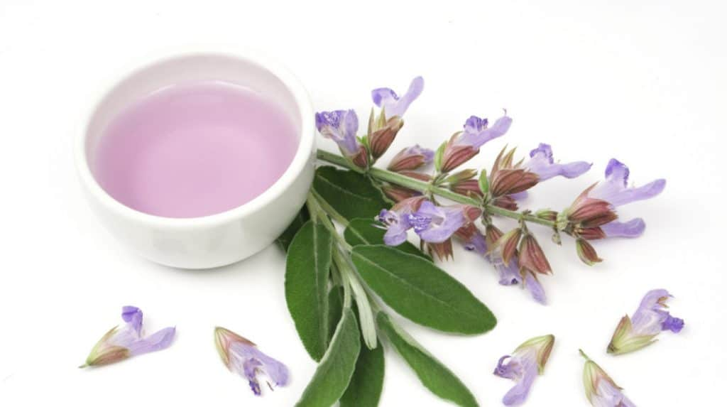 Clary sage essential oil for romance