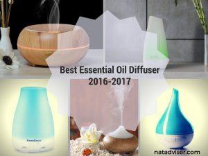 Best Essential Oil Diffuser