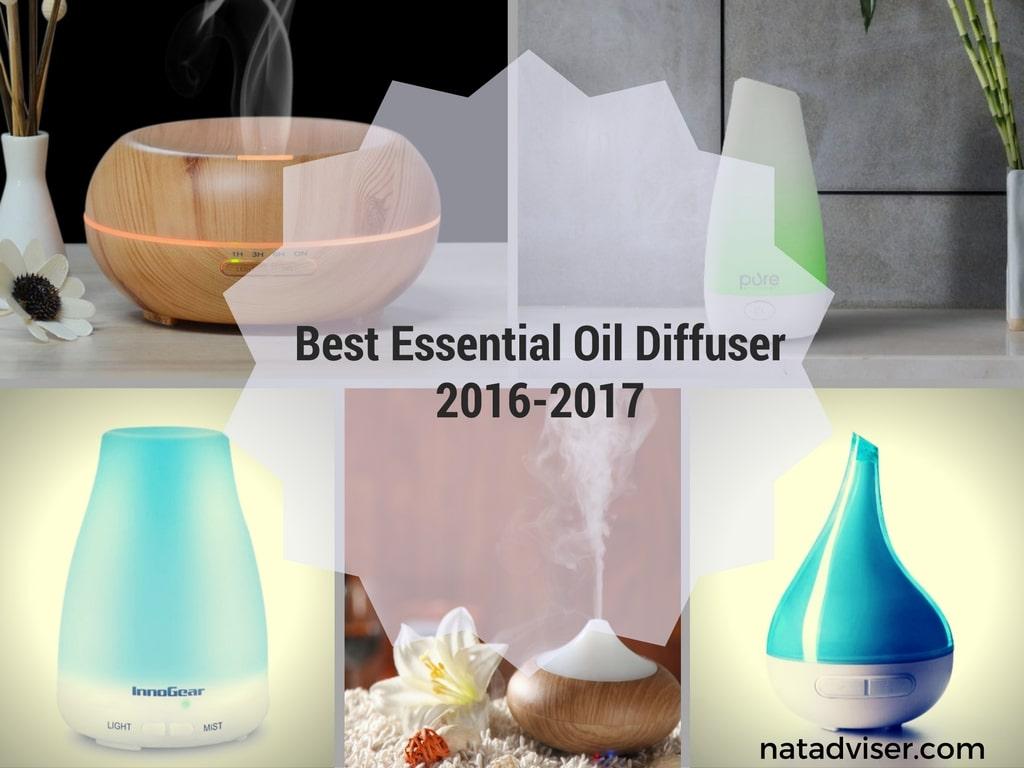 Best Essential Oil Diffuser 2016-2017