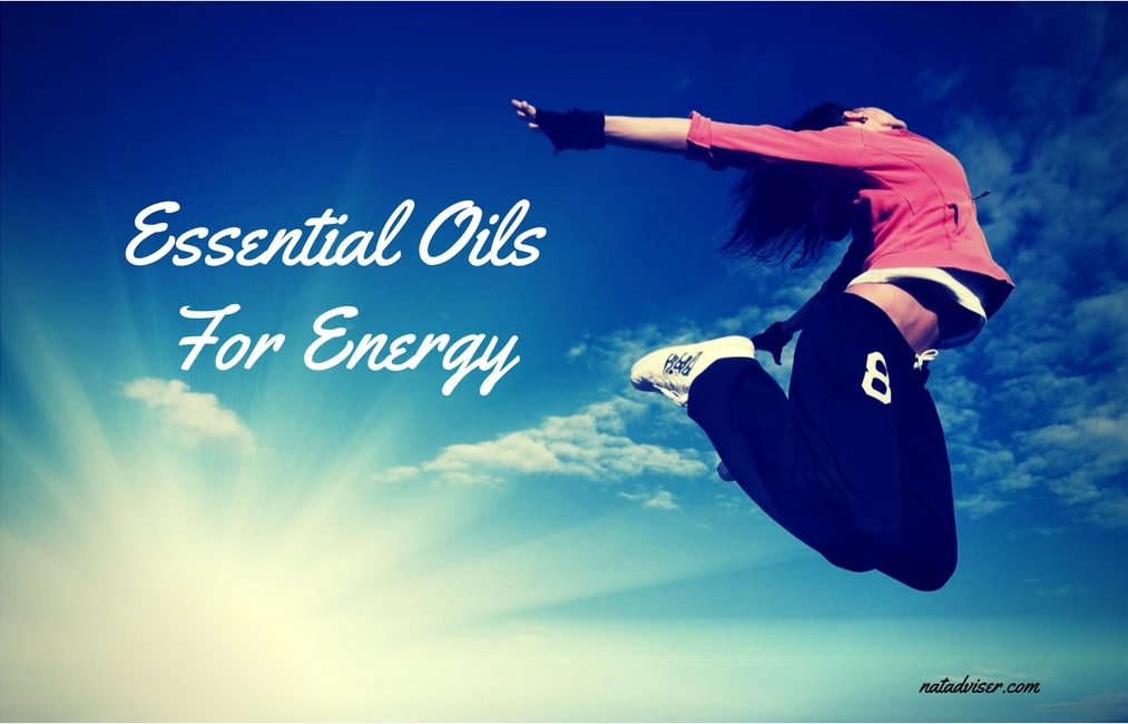 Essential Oils For Energy