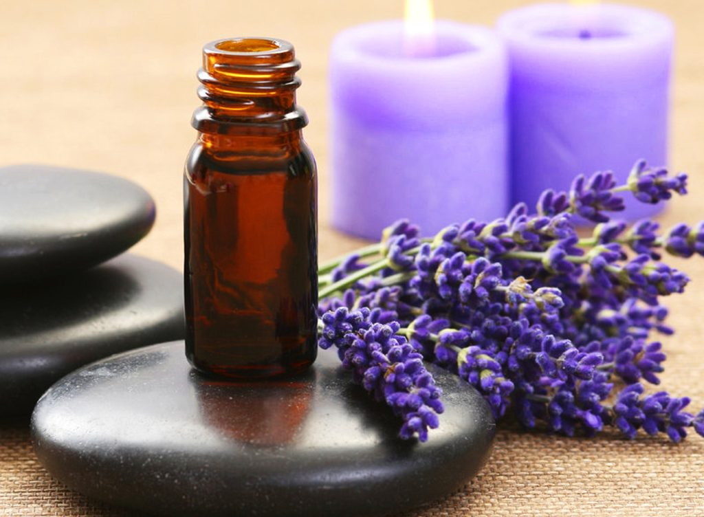 Lavender essential oil for menopause