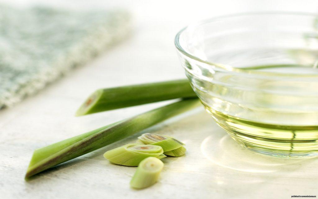 Lemongrass essential oil for menopause