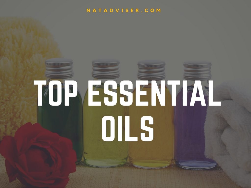 Top essential oils for romance