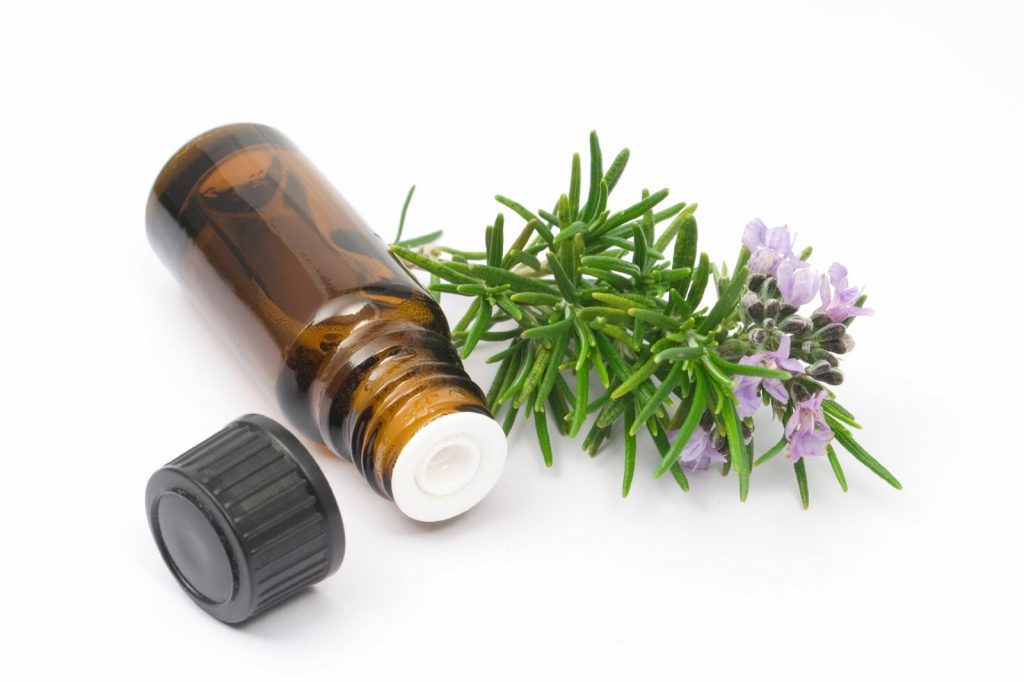 Rosemary essential oil for weight loss