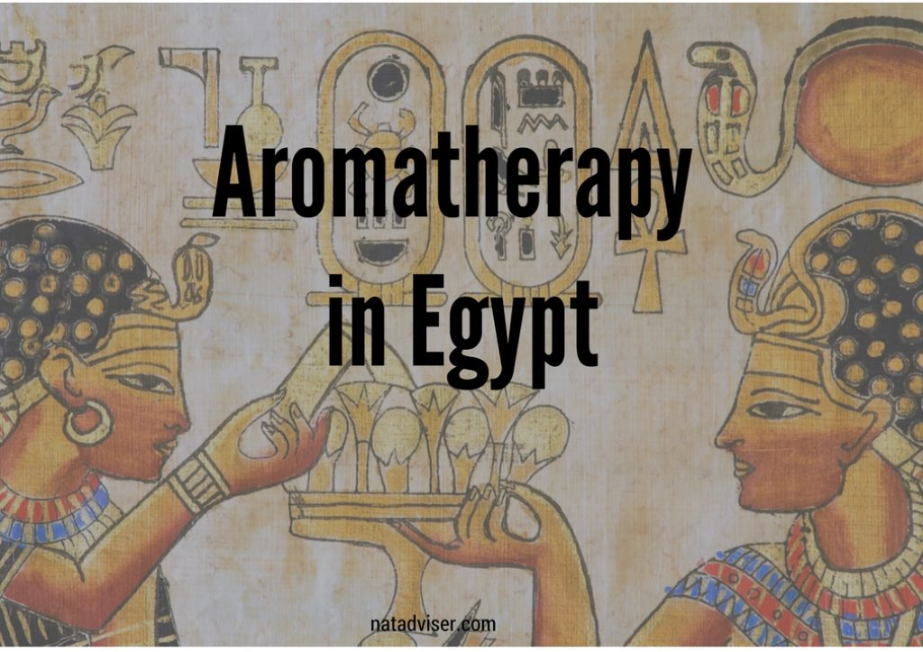 Aromatherapy in Egypt