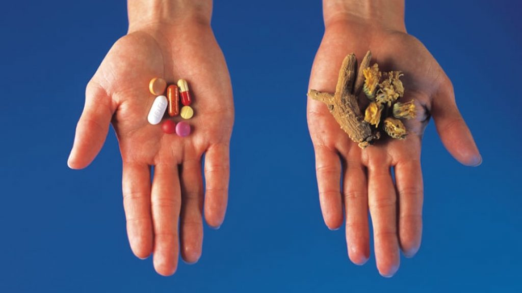 Natural remedies vs. medical treatments