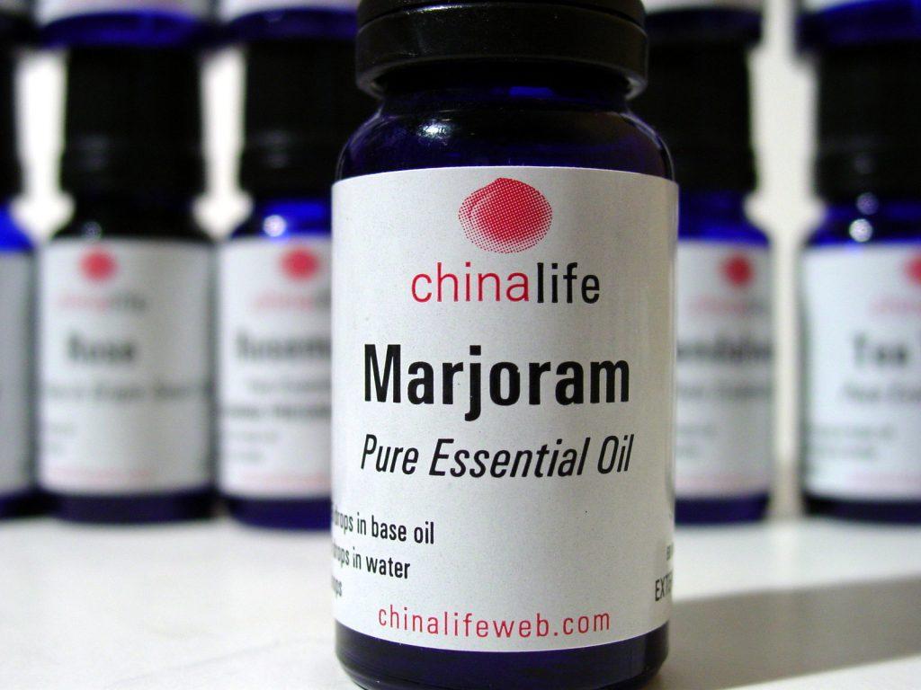 Marjoram essential oil for High Blood Pressure