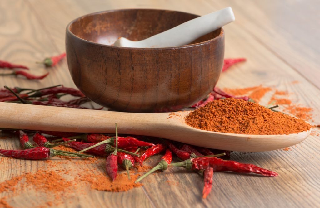 Cayenne pepper essential oil For Arthritis