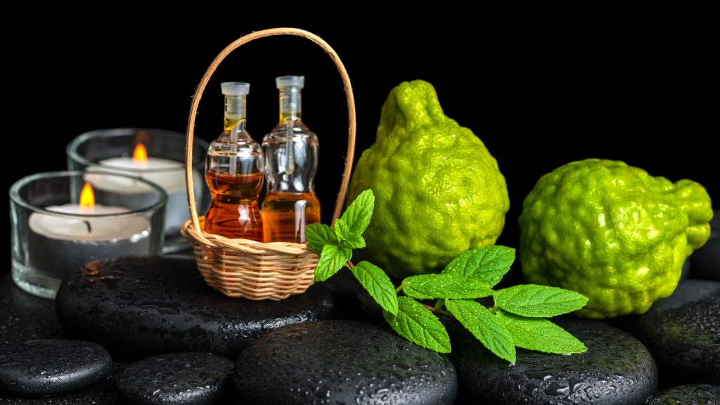 Bergamot Essential Oil for Shingles