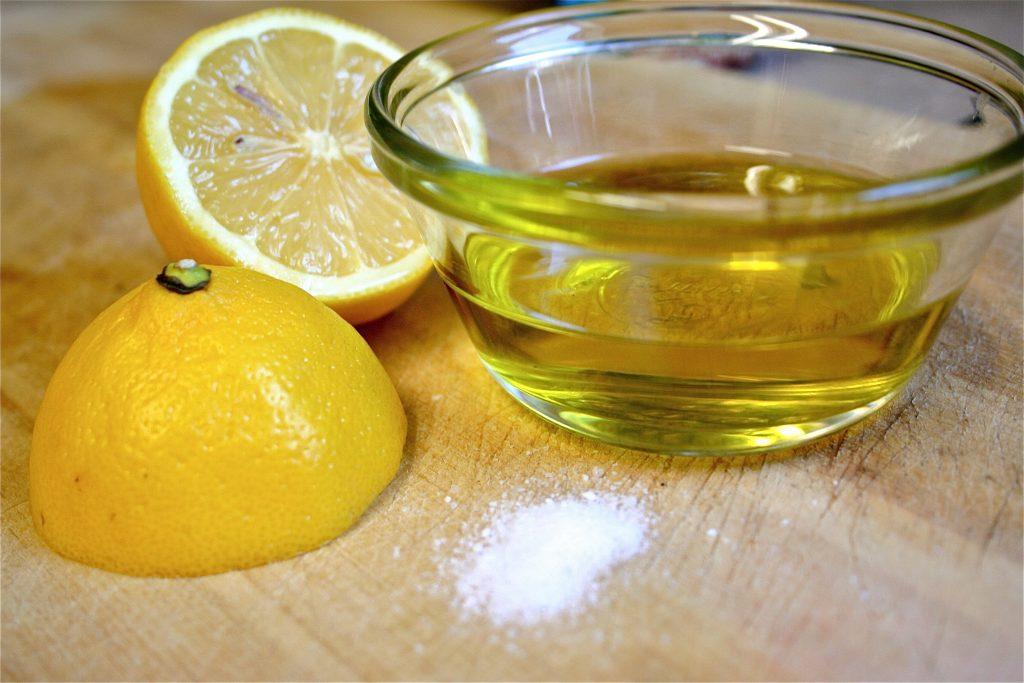 Lemon essential oil for High Blood Pressure