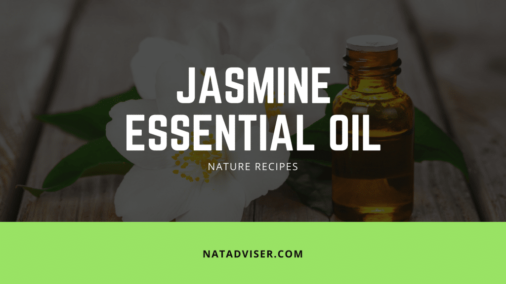 Jasmine essential oil recipes