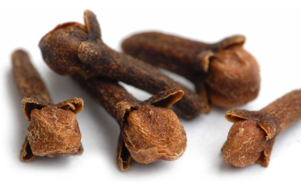 Clove essential oil For Lungs