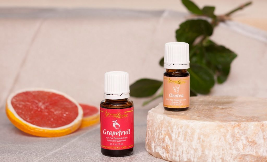 Grapefruit seed essential oil For Lungs