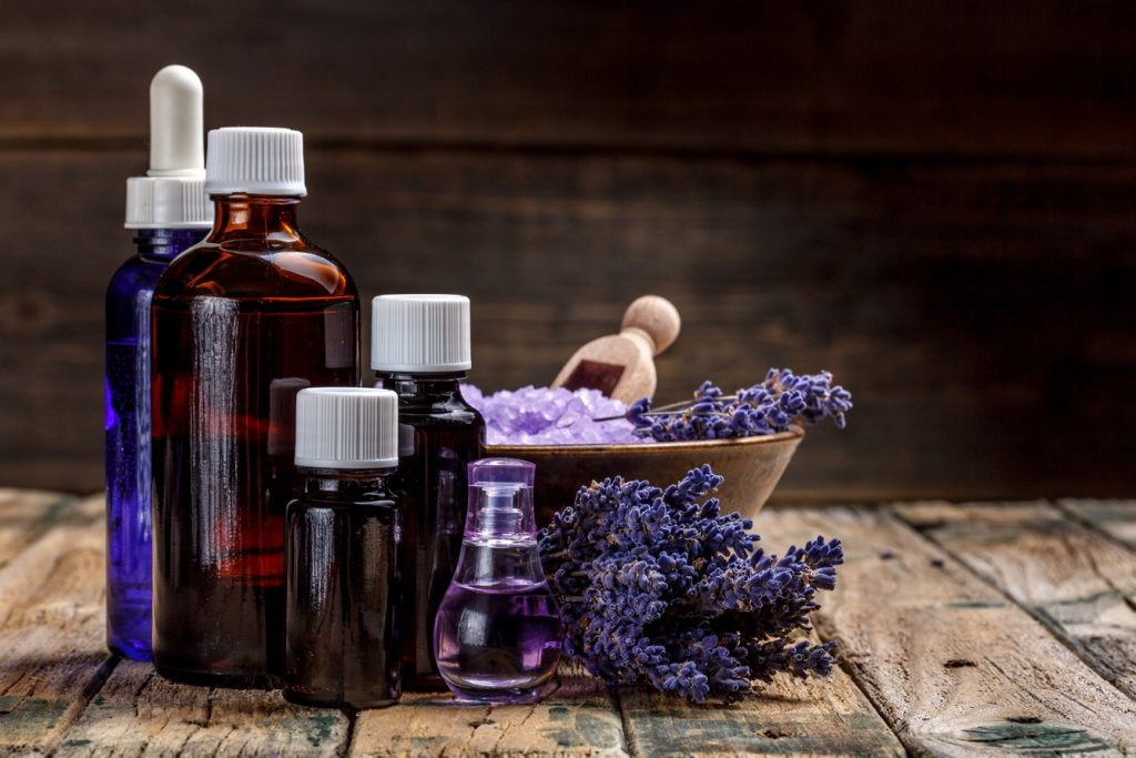 Lavender essential oils For Lungs