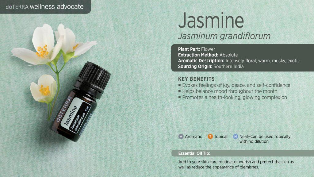 doTERRA jasmine oil