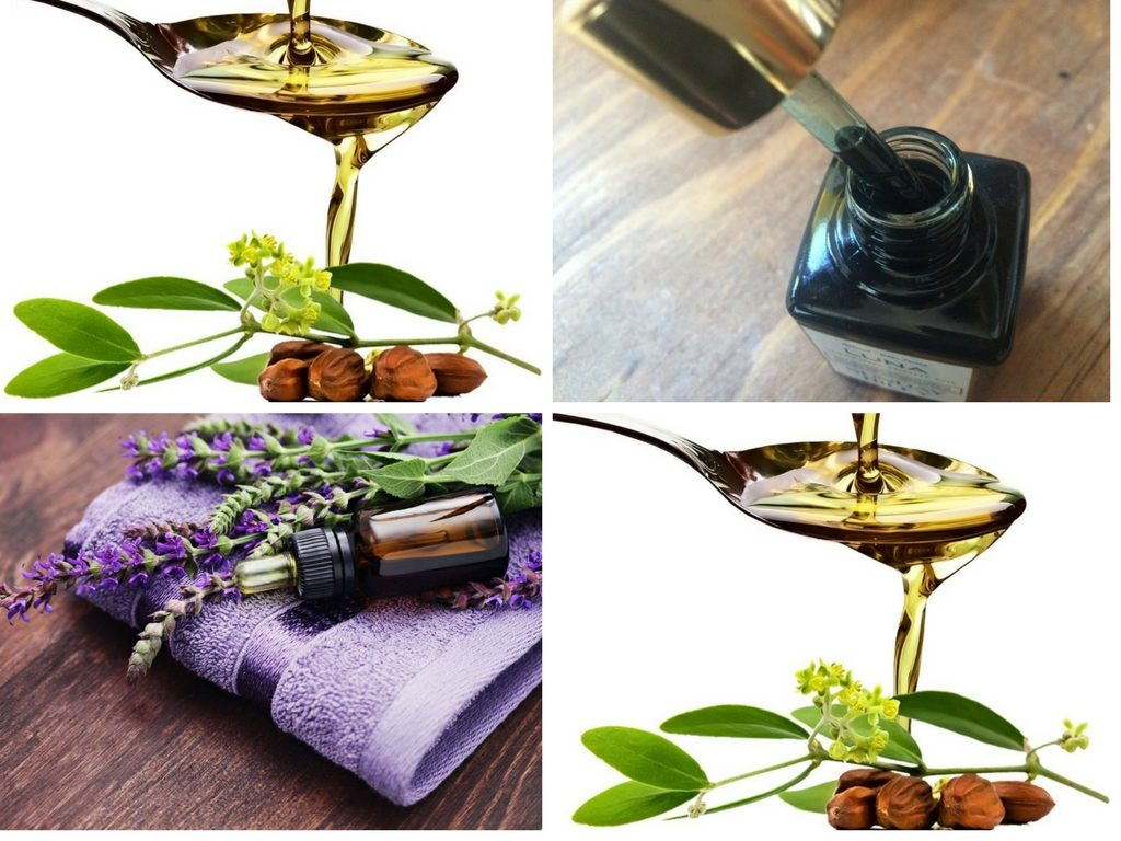 Calming Massage Oil