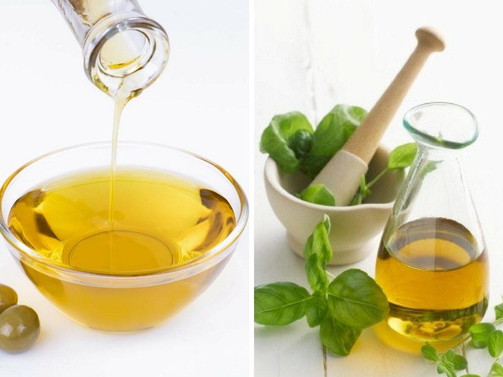 oregano essential oil + olive