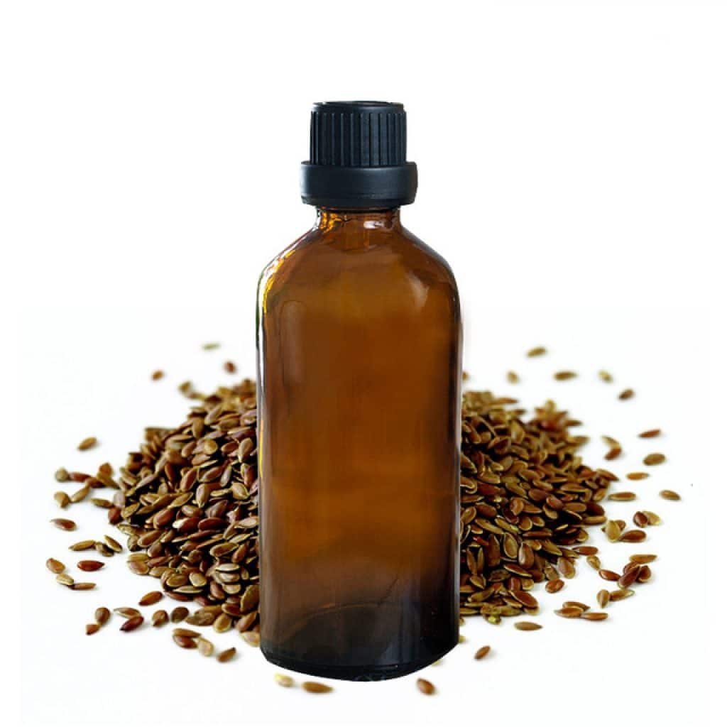 Linseed essential oil