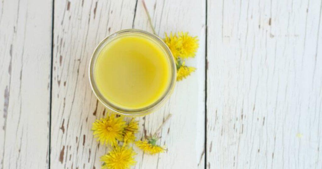 Dandelion essential oil