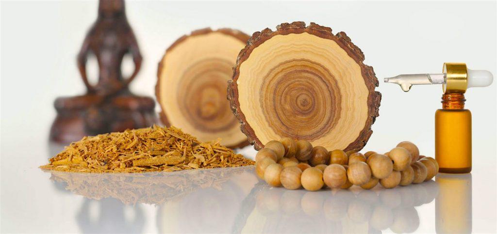 Sandalwood oil for Men