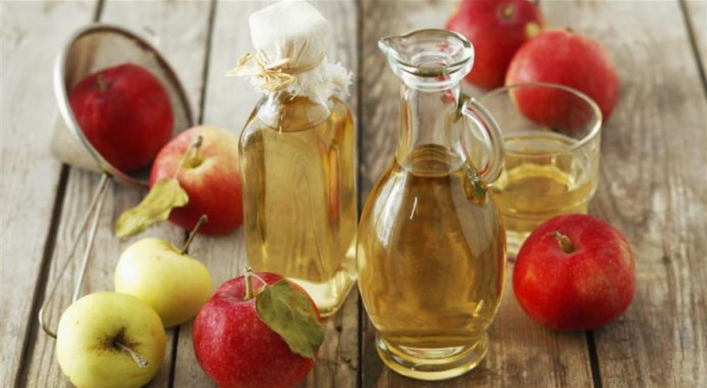 Apple cider vinegar to get rid of hemorrhoids