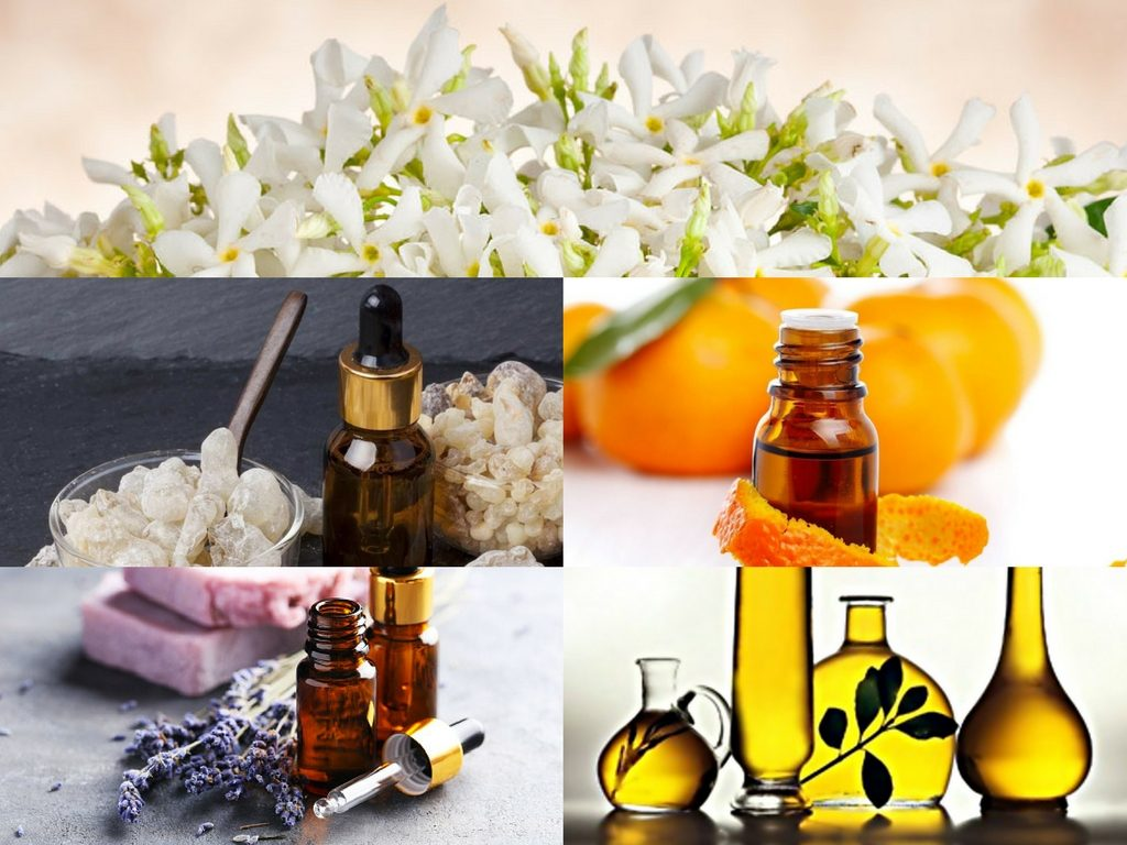 Relief Massage Blend Recipe with Neroli Essential Oil