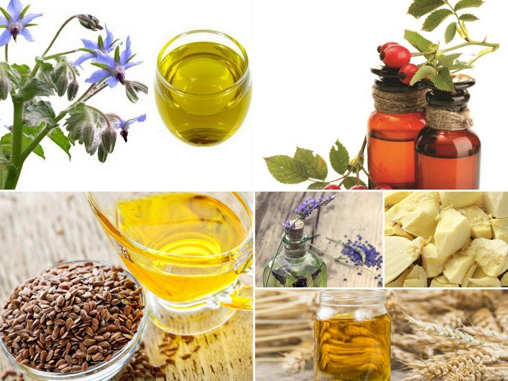 Stretch Mark Massage Oil Recipe with neroli oil