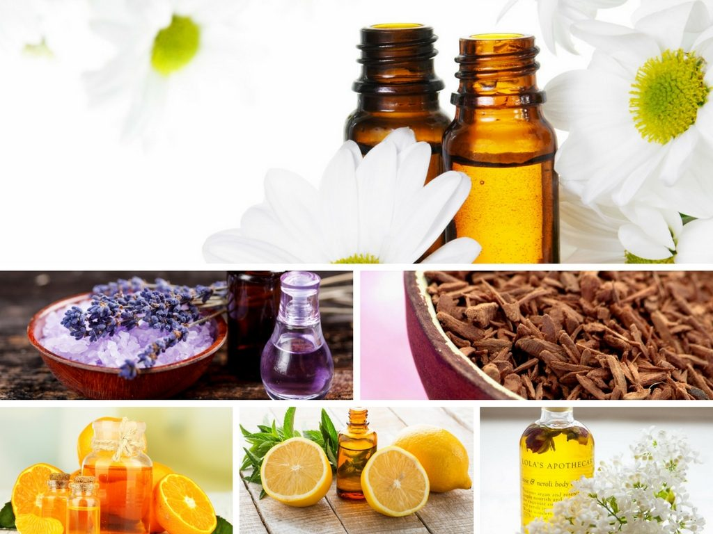 Complimentary Oils and Blends