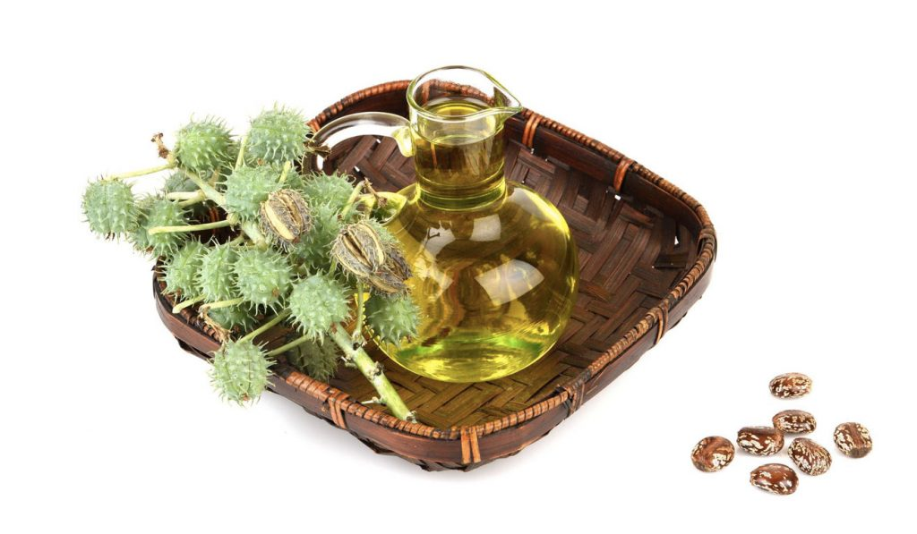 Castor oil as a home remedy for genital warts
