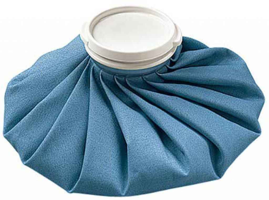 Cold compress to get rid of hemorrhoids