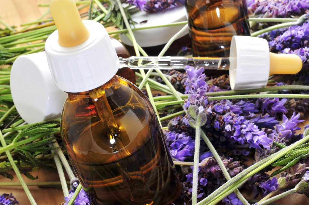 Lavender Essential Oil ringworm home remedy