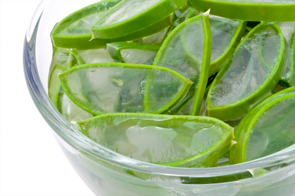 Aloe Vera as a home remedy for genital warts