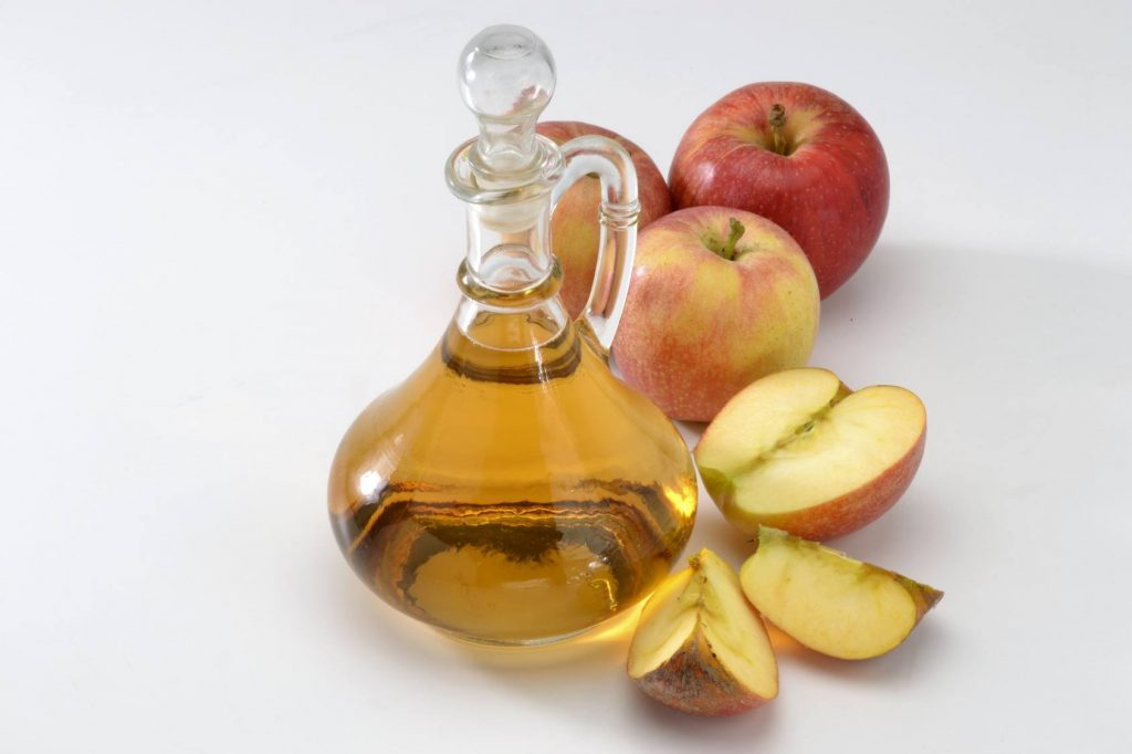 Apple Vinegar natural ringworm treatment