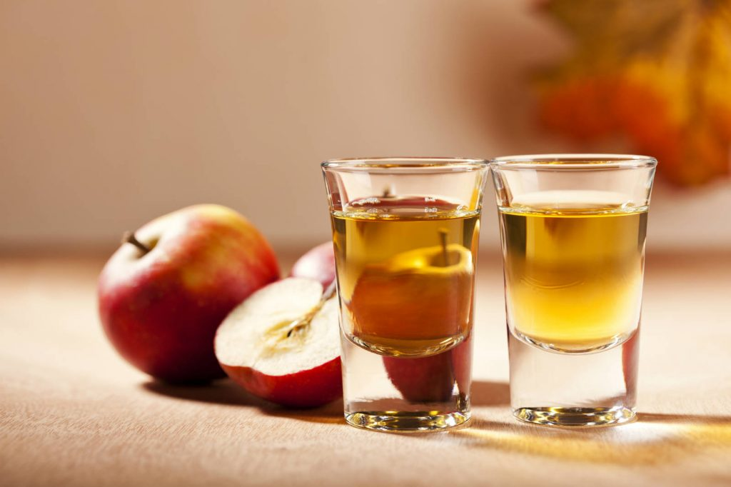 Apple cider vinegar to stop diarrhea