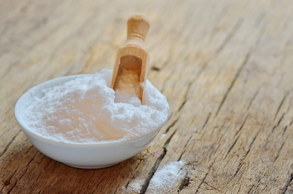 Baking soda for vaginal odor