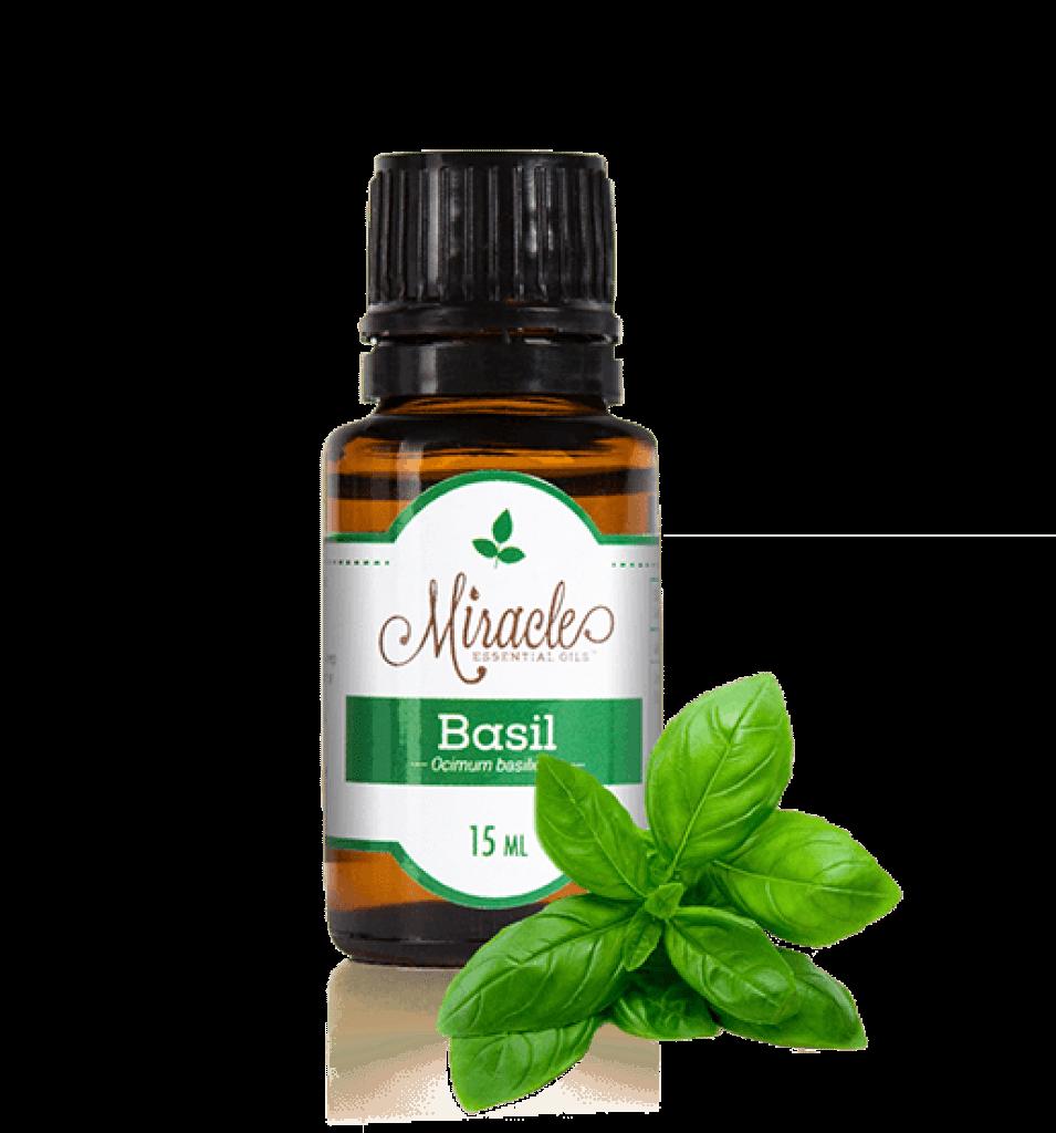 Basil Miracle Oil