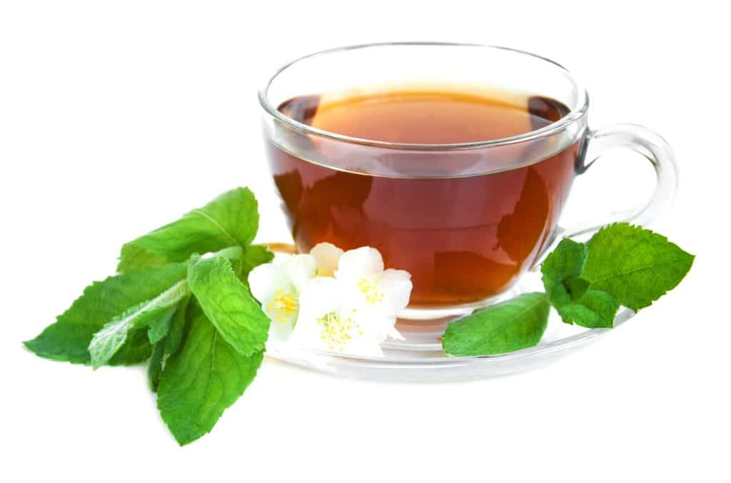 Peppermint to stop diarrhea
