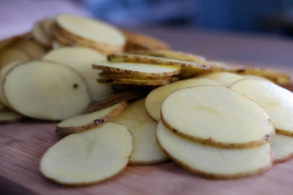 Potatoes as a home remedy for genital warts